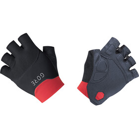 GORE WEAR C5 Short Finger Vent Gloves black/hibiscus pink